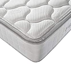 1400 POCKET SPRINGS | Sealy's unique pocket springs work independently to provide tailored comfort and support INNERGETIC LATEX | responsive to your body's contours with excellent push-back to provide comfort and support in abundance QUILTED PILLOWTO...