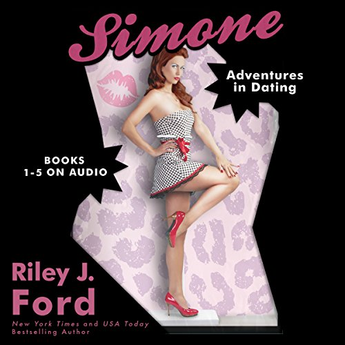 Simone: Adventures in Dating (Boxed Set), Books 1-5 cover art