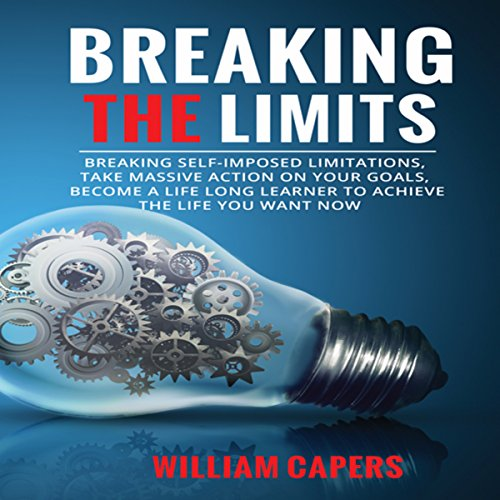 Breaking the Limits audiobook cover art
