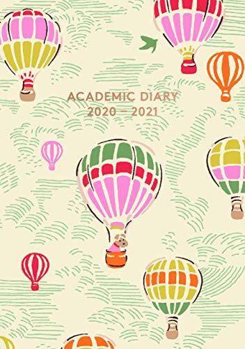 Cath Kidston: A5 Academic Diary (Balloons) 2020-2021
