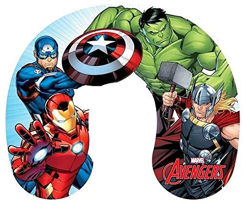 Marvel Avengers Kinder Reise-Nackenkissen