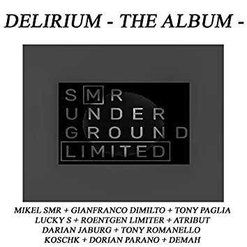 Delirium - The AlbuM -