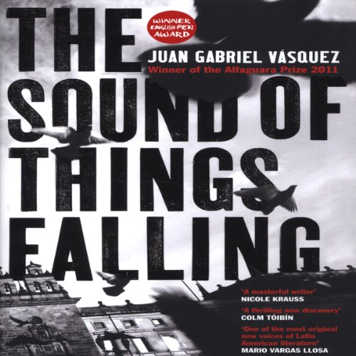 The Sound of Things Falling cover art