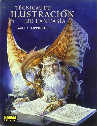 TECNICAS DE ILUSTRACION DE FANTASIA (LIBROS TEÓRICOS USA)