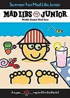 Summer Fun Mad Libs Junior