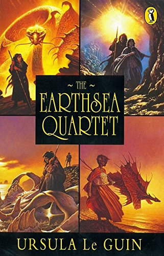The Earthsea Quartet (Puffin Books) (Earthsea#1-4)の詳細を見る
