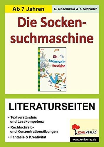 Die Sockensuchmaschine - Literaturseiten