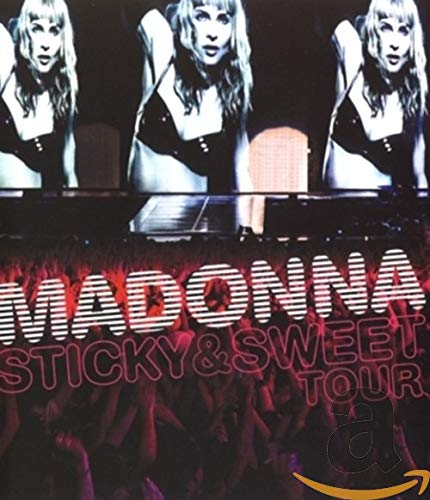 Sticky & Sweet Tour (CD+Blu-Ray)