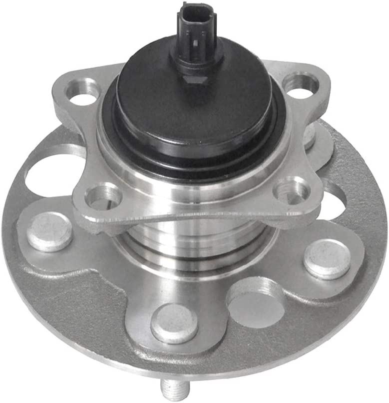 IRONTEK 512418 Rear store Wheel Bearing Limited price sale and W ABS Hub 5lug Assembly