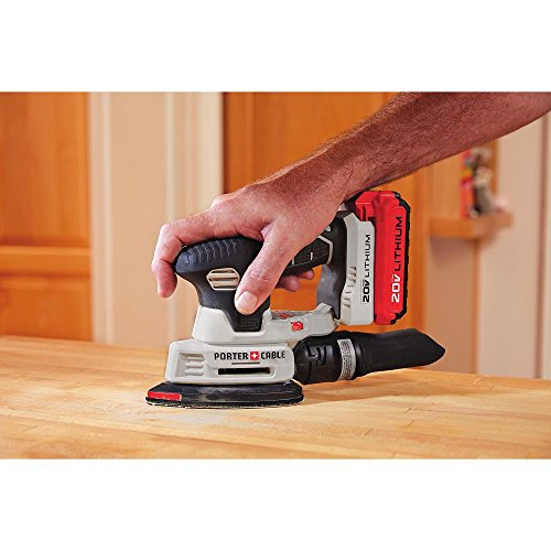 PORTER-CABLE 20V MAX Sheet Sander, Tool Only (PCCW201B)