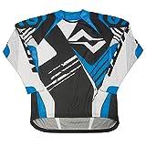 Mots MT2105SA Trial Rider Camiseta, Azul, Talla S
