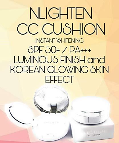 NWorld NLighten CC Cushion with SPF 50