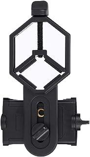 Suporte do telefone do telescópio, Binóculos/microscópios universais Titulares da foto do telefone móvel Suporte de montag...