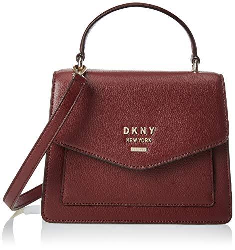 DKNY Whitney Handtasche bordeaux
