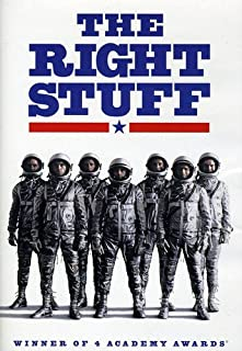 Right Stuff, The (DVD) (Rpkg)