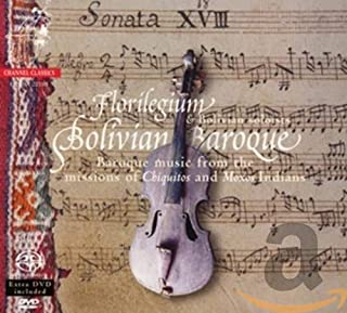 Bolivian Baroque