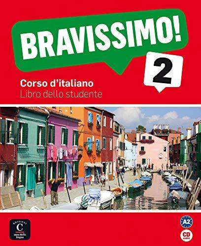 Bravissimo/Libro dello studente mit Audio-CD