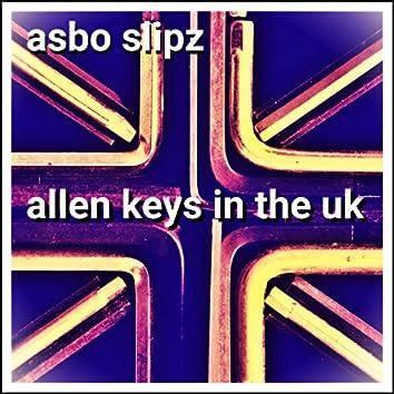 Allen Keys In The UK