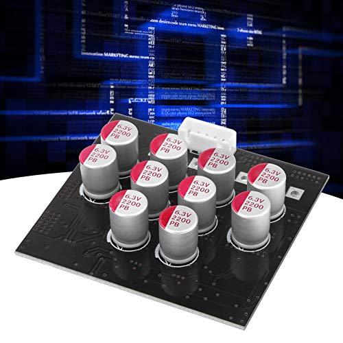 Meiyya Sistema de Equilibrio de batería, Ecualizador de batería de 1 Pieza para Placa de Circuito para Servicio de electrodomésticos