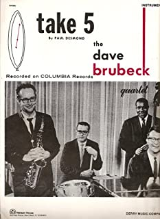 Take 5 (The Dave Brubeck Quartet) -- Instrumental