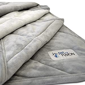 PetFusion Premium Plus Quilted Pet Blanket Blanket, Multiple Sizes for Dogs & Cats.