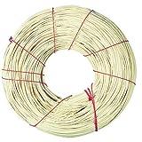 RAYHER Ratán (calidad de cinta roja), diámetro 2,6 mm, n.º 6, rollo 500 g,...