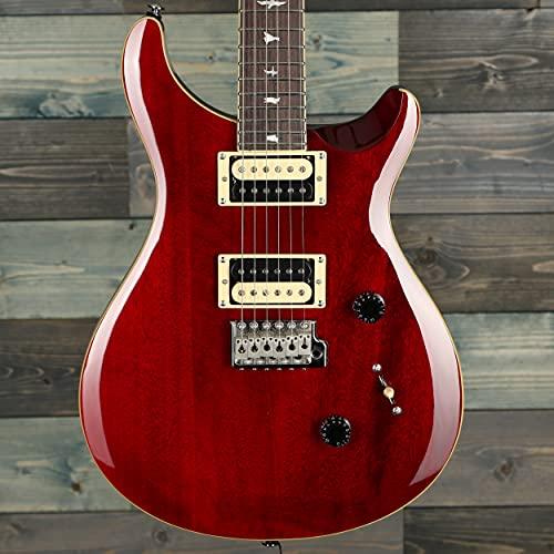 PRS SE Standard 24 Electric Guitar, Vintage Cherry