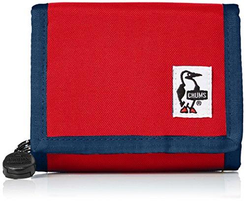 [チャムス] 財布 Eco Multi Wallet Red