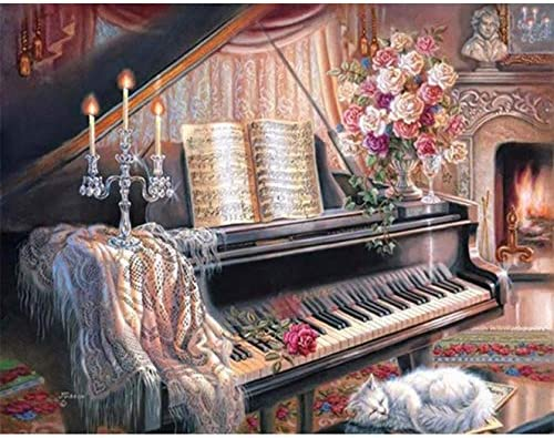 Top 10 Best piano painting Reviews