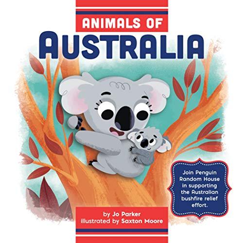 Animals of Australia (English Edition)