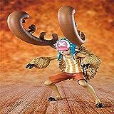 ZYBZGZ Beautifully One Piece Action-Figur 17.5CM-Antlers Verstärkte Chopper-Statue Dekoration Modell...