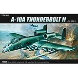 Toys 4 U 7777 [Academy] Plastic Model Kit 1/72 A-10A Thunderbolt II (#12453) /Item# G4W8B-48Q53334