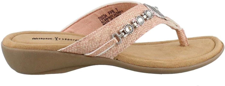 Minnetonka Women's, Sybil Thong Sandals