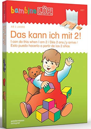 bambinoLÜK-Sets: bambinoLÜK-Set: 2 Jahre: Das kann ich mit 2!