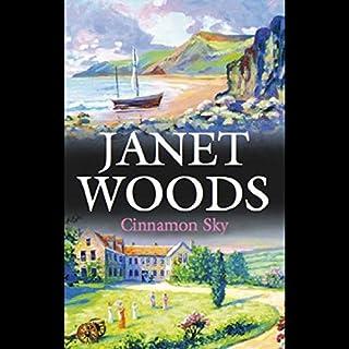 Cinnamon Sky audiobook cover art
