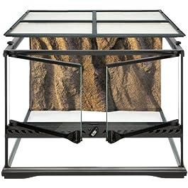 Exo Terra Glass Natural Terrarium