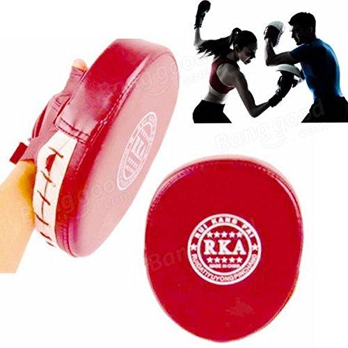 Calli Boxtraining Mitt Ziel Fokus Schlags Auflage Handschuh für MMA Karate Muay Thai Kick