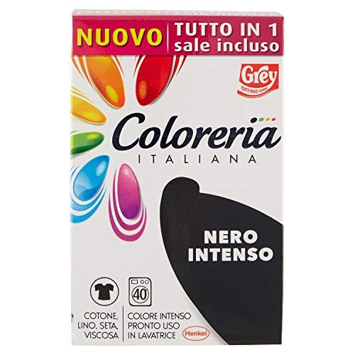 Grey - Coloreria Italiana Nero Intenso - 350 gr