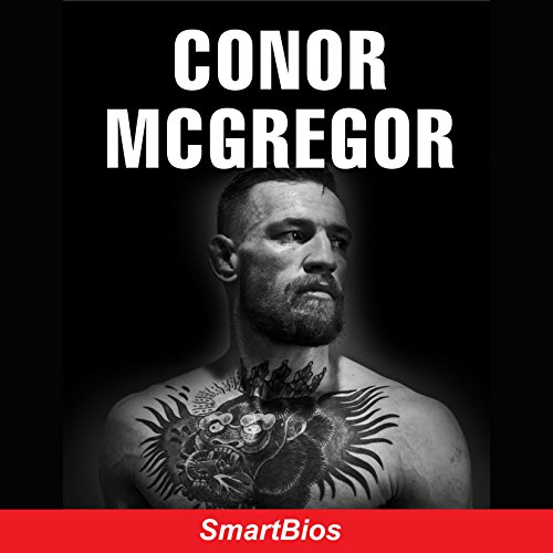 Conor McGregor audiobook cover art
