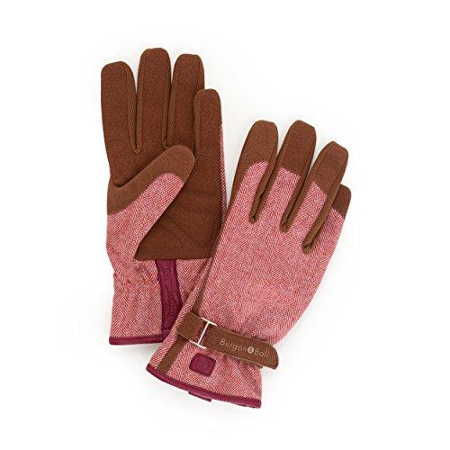 Burgon & Ball Gartenhandschuhe für Damen rot