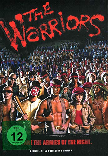 The Warriors BR - Limited Collector's Edition Mediabook Cover A (+ DVD) - Limitiert auf 1000 Stück [Blu-ray]