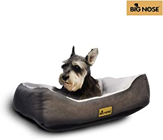 BIG NOSE-Padded Pets Warming Crate Mat Bolster Bed for Cats Dogs 36V