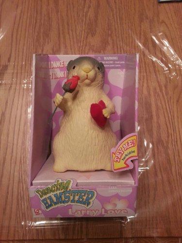 Larry Love Dancing Hamster Gemmy