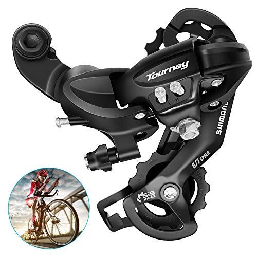 BATULLO Rear Derailleur RD-TY300 6/7/8 Speed Direct Mount/Hanger Mount for Mountain Bike