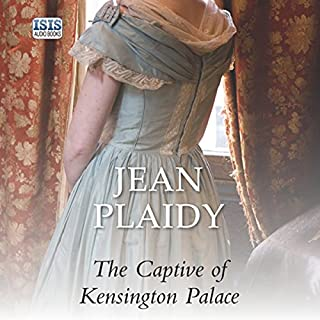 The Captive of Kensington Palace cover art