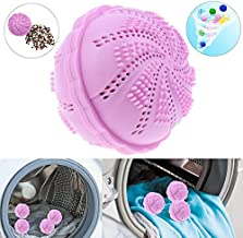 Reusable Laundry Cleaning Ball Magic Anti-Winding Clothes Washing Product Machine Wash Anionic Molecular Cleaning Tool