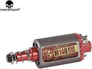 BigDragon 電動ガン M140 ウルトラハイトルク ハイツイストタイプ高速モータ 高トルク エアガン ハイスピードカスタム ロング D型 モーター M4 M16 G3 MP5 P90 416 MK16 89 BD1310