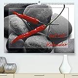 Hot Chili Küchen Kalender österreichisches KalendariumAT-Version(Premium, hochwertiger DIN A2 Wandkalender 2020, Kunstdruck in Hochglanz): Rote Chili ... 14 Seiten ) (CALVENDO Lifestyle)