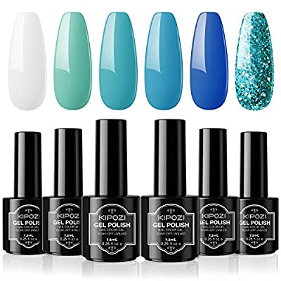 KIPOZI Gel Nagellack Set