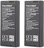 YUNIQUE ITALIA 2 Pezzi DJI Batterie per Drone Tello I Batterie per Mini Drone con Porta USB I...